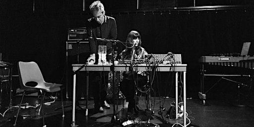Oren Ambarchi & crys cole Live at the White Room