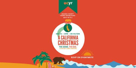 A California Christmas hosted by the Orange County Young Republicans tickets
