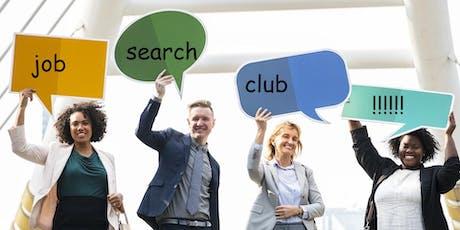 Job Search Club @ Dixon Hall tickets