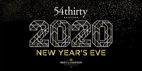 54thirty New Year's Eve 2020 tickets
