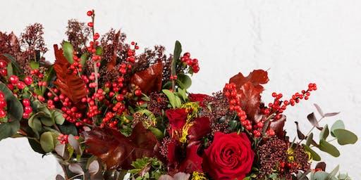 Taller Colvin - Ramos de Navidad