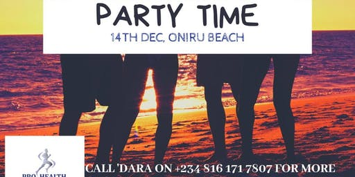 Physiotherapy Beach Party
