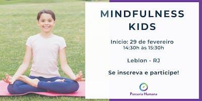 Mindfulness Kids - Programa de 9 Semanas (07 à 11 anos)
