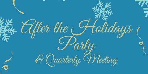 American Title Quarterly Meeting & After Holidays Party