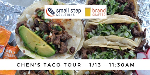 Brand Crafted: Chen's Taco Tour
