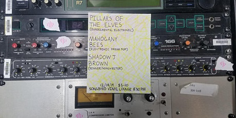 Pillars of The Elves at Songbyrd Vinyl Lounge tickets