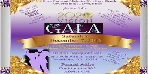 2020 Vision Formal Church Gala