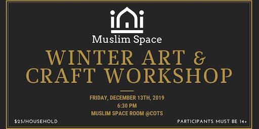 Winter Art & Craft Workshop