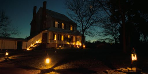 Elegant Evening Candlelight Tours at Sully Historic Site