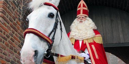 Sinterklaas @ De Gebrande Winning