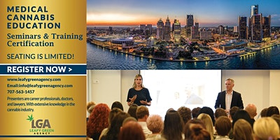 Michigan Cannabis Industry Employment Training Workshop- Detroit