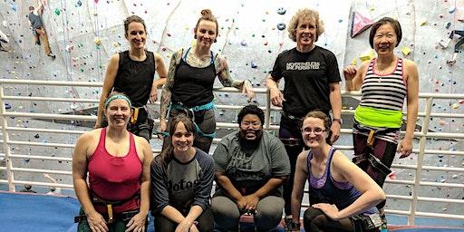 Des Moines - Rock Climbing Lesson - Climb Iowa