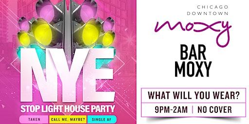 NYE House Party #AtTheMoxy