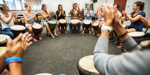 Drum Circle For Peace and Wellbeing