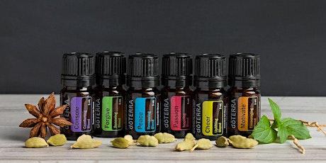 Enrichir cours & consultations avec l'aromathérapie émotionnelle billets