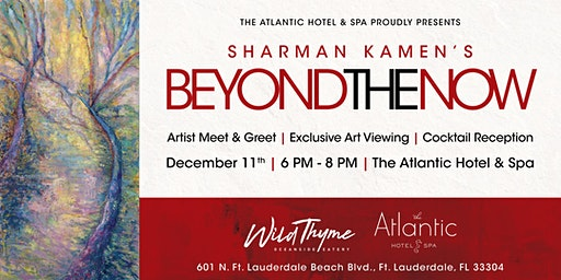 Exclusive Viewing Party and Cocktail Reception with Sharman Kamen