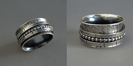 Discover Jewelry: Spinner ring tickets