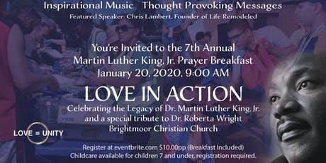 Love in Action:  Celebrating the Legacy of Dr. Martin Luther King, Jr. tickets