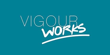 VIGOUR works 2020 (1.3) Tickets
