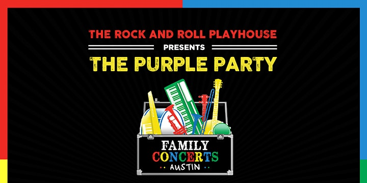 The Purple Party ft. Music of Prince for Kids - SOLD OUT