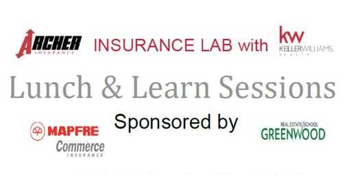 Archer Insurance Labs Lunch & Learn