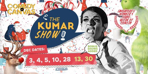 The Kumar Show: December 2019 Edition