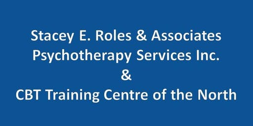 Intensive 4 Day CBT Training & Supervision (live online or onsite)