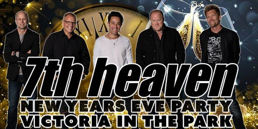 New Year's Eve with 7th heaven at Victoria in the Park