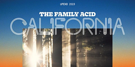THE FAMILY ACID: CALIFORNIA Slide show by Roger Steffens tickets