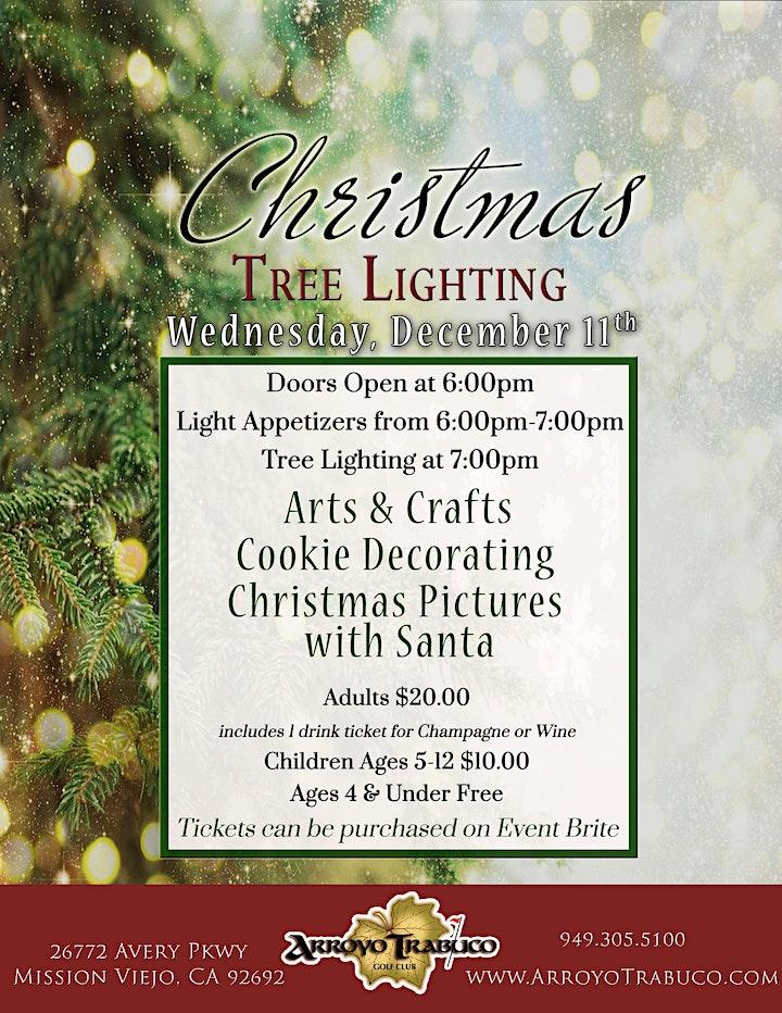 Christmas Tree Lighting image
