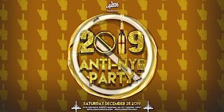 Royale Saturdays: Anti-NYE Party tickets