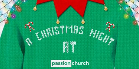 A Christmas Night at Passion Church tickets