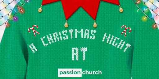 A Christmas Night at Passion Church