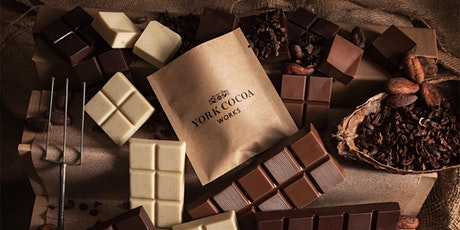 York Cocoa Works Chocolate Manufactory Guided Tour - April  tickets