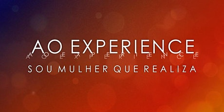 AO EXPERIÊNCIA - 3ª Edição ingressos