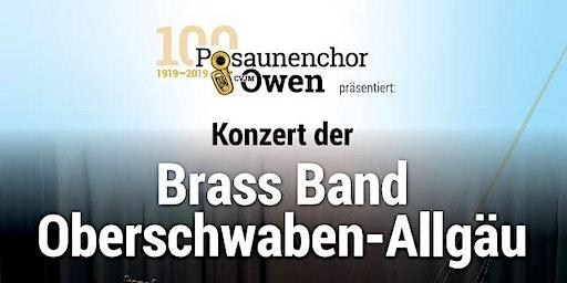 Konzert der Brass Band Oberschwaben-Allgäu