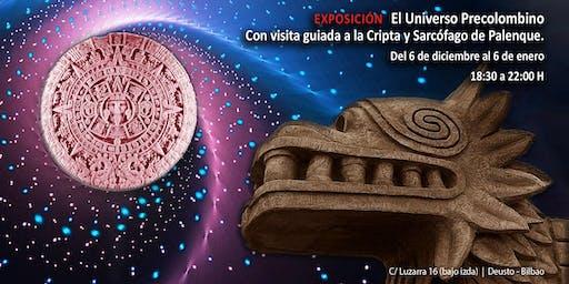 """Inauguración de la exposición """"El universo Precolombino"""""""