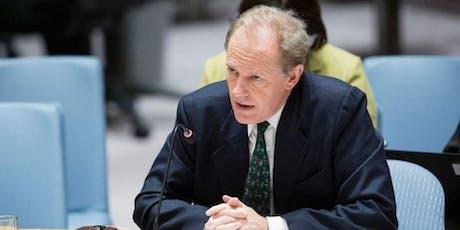 CISD Alumni Lecture w/ Andrew Gilmour, Assistant Secretary-General UN OHCHR tickets