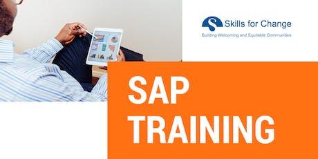 *2019- SAP-FI/CO Training | Saturdays tickets