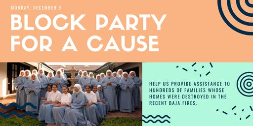 Block Party For A Cause at Lola 55: Supporting Tecate Wildfire Relief