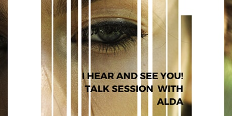 Talk Session with ALDA tickets