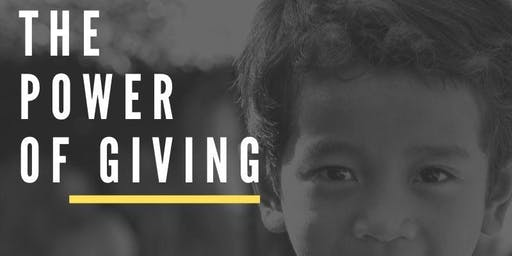 The Power of Giving is coming to Fort Saskatchewan!