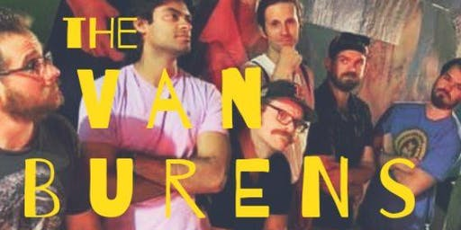The Van Burens at Alburrito's