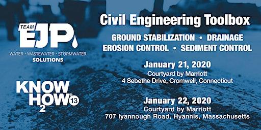 Civil Engineering Toolbox - Hyannis, Massachusetts