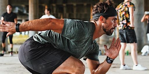 "lululemon December Men's Event: Sweat & Connect ""Grunge Workout"""