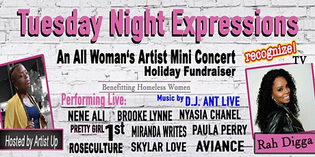 Tuesday Night Expressions All Woman's Mini Concert tickets