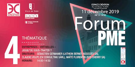 Maïté Florentin, B2B Cherry: Entreprises « virtuelles » : jusqu'où sous-traiter ?  billets