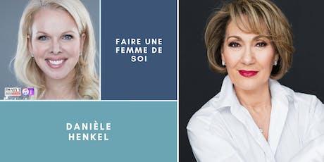 """""""Faire une femme de soi"""", devant public avec Danièle Henkel tickets"""