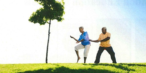 """Tai Chi for Health"" at Clyde F Simon Lakeview Apartments, Bath NY"