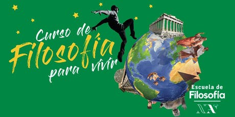 CURSO DE FILOSOFÍA PARA VIVIR tickets